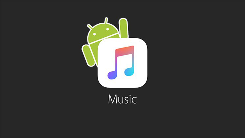 how to get apple music on android