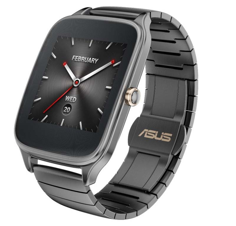 asus zenwatch 2 bronze metal