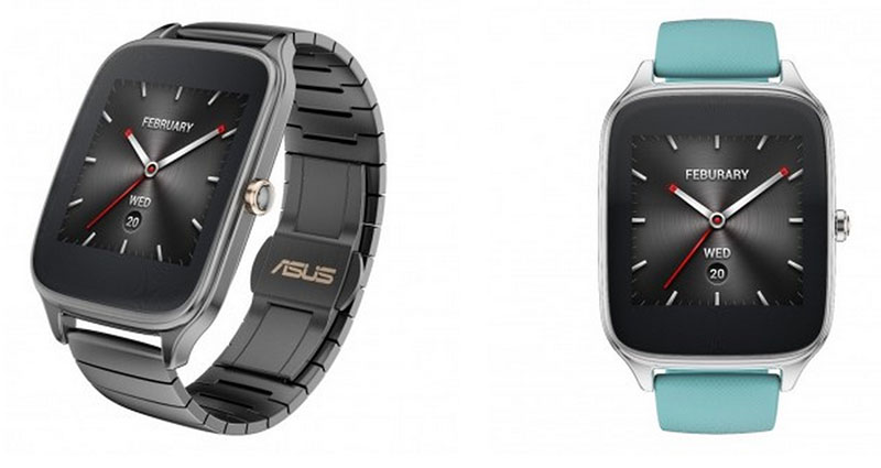 asus zenwatch 2 officielle