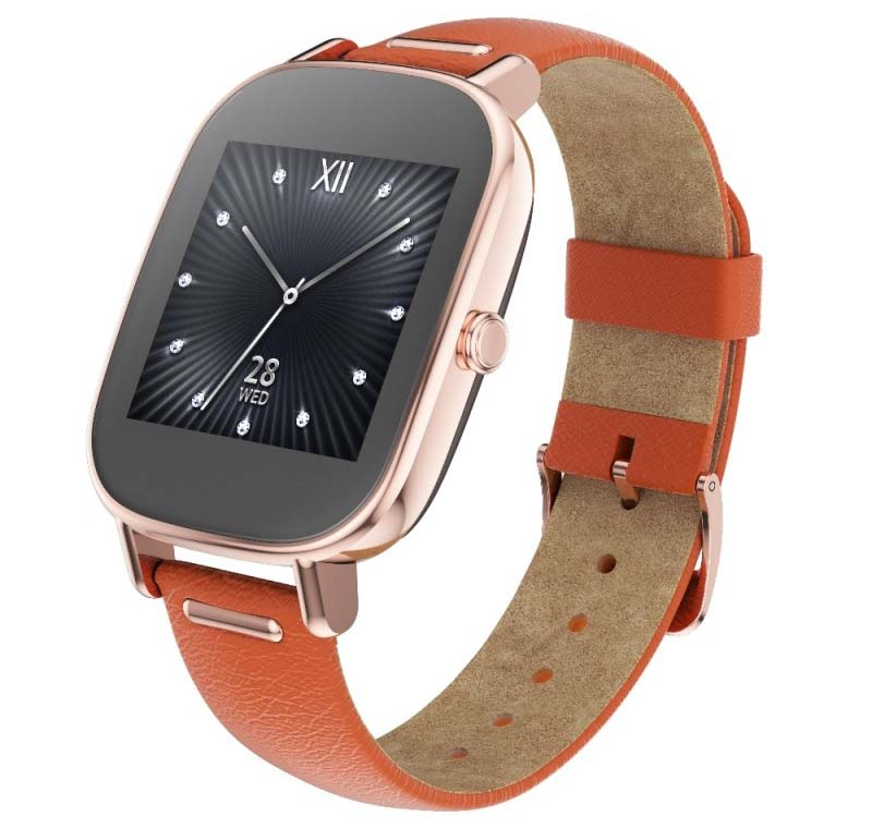 asus zenwatch 2 or rose