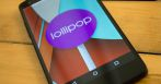autonomie Android Lollipop