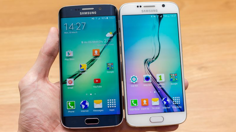autonomie Galaxy S6