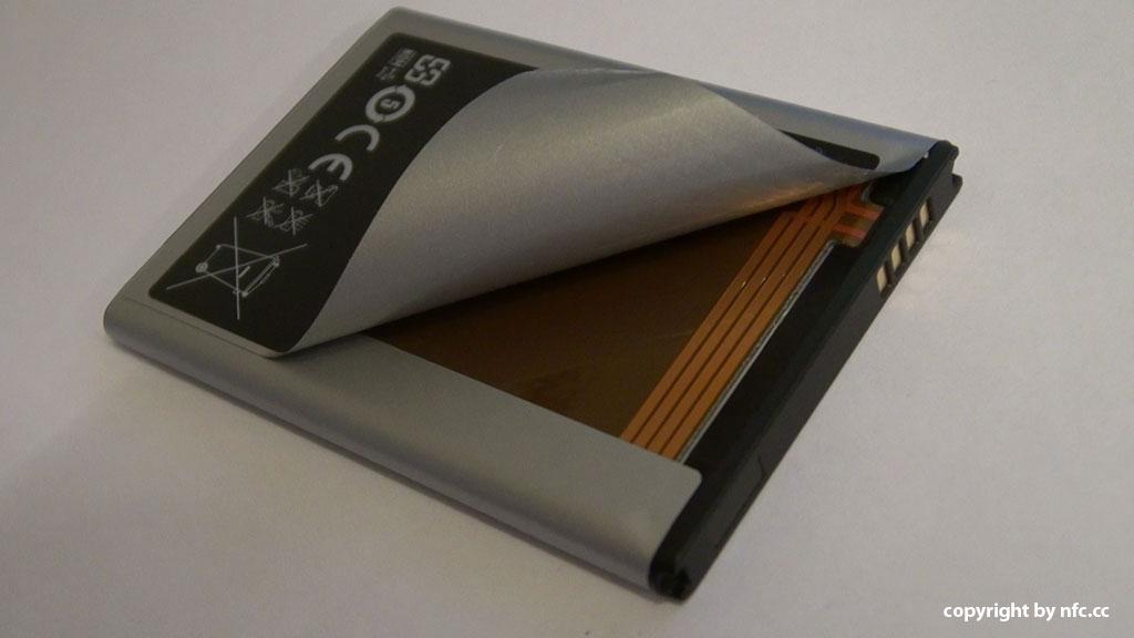 batterie NFC