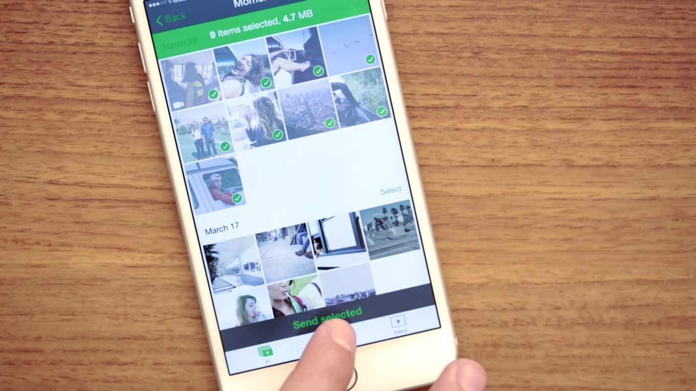 Shoot, l'application de Bittorrent