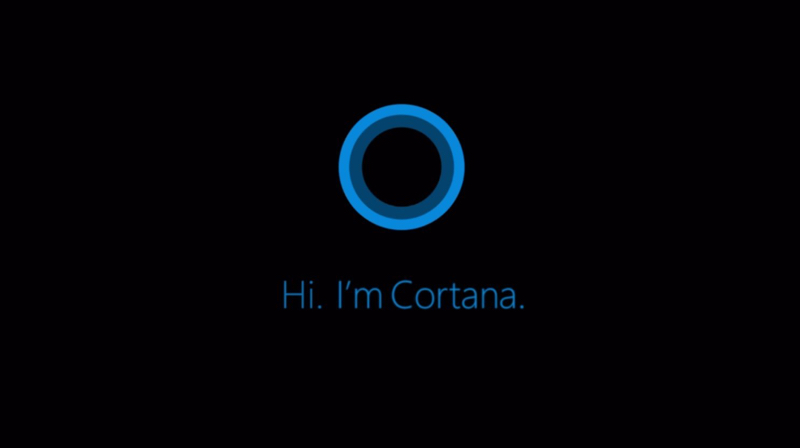 cortana exploitation donnees windows 10
