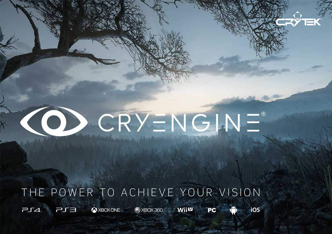 CRYENGINE Android TV