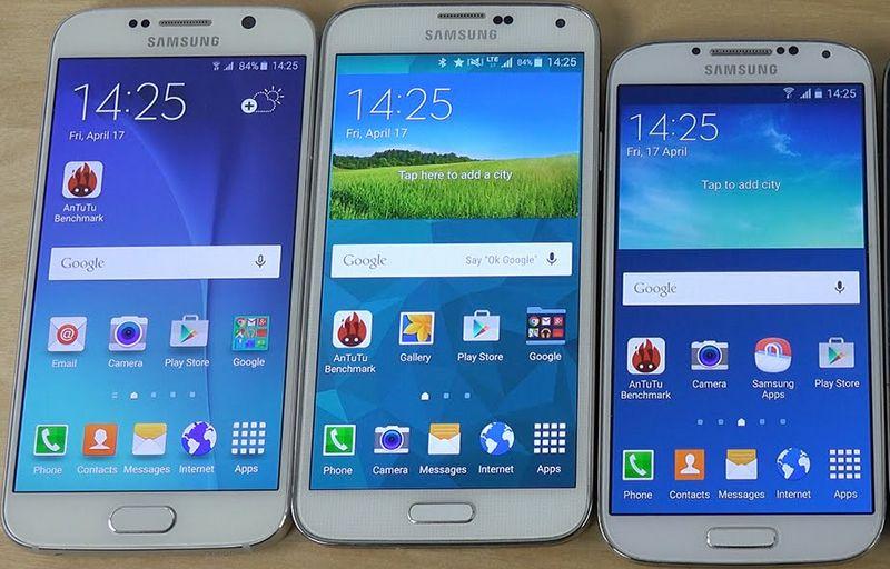 Galaxy S6 S5 S4