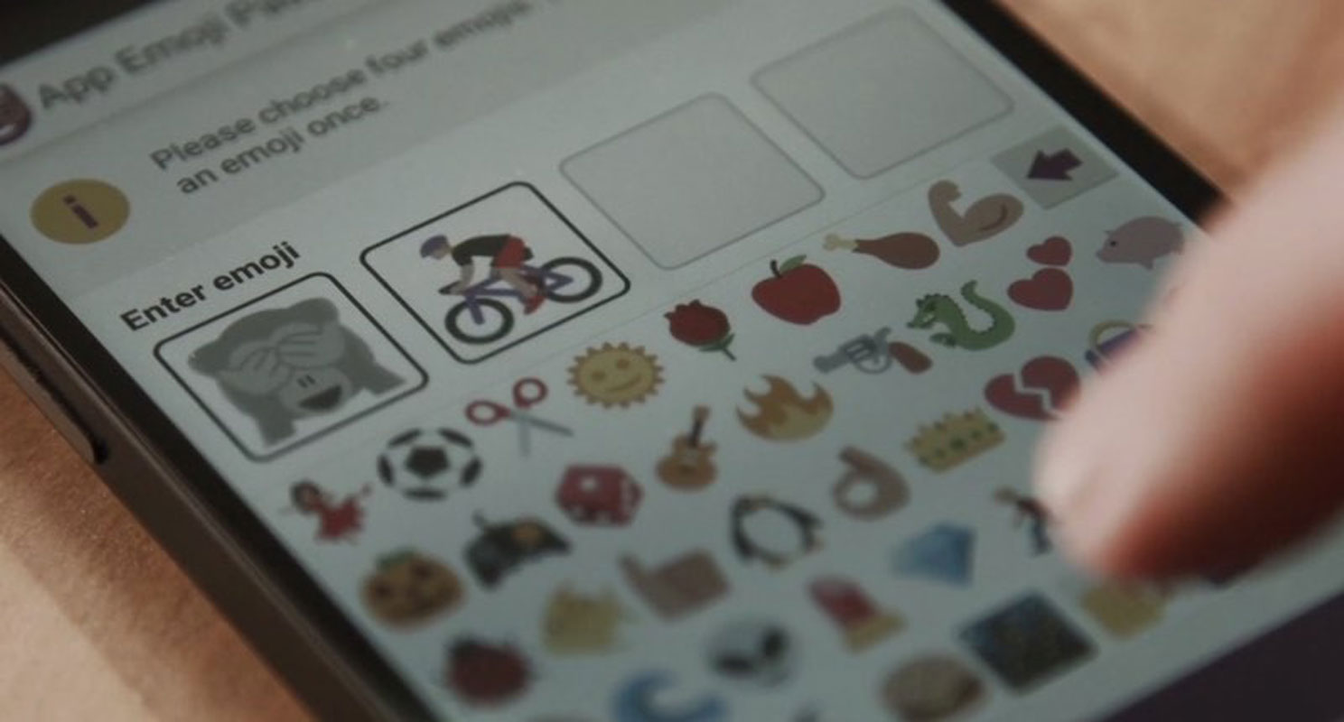 Mot de passe Emoji