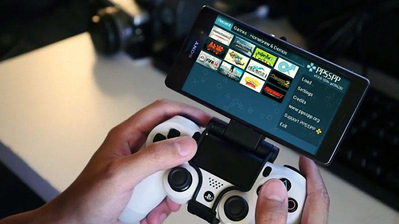 Emulateurs de jeux sous Android