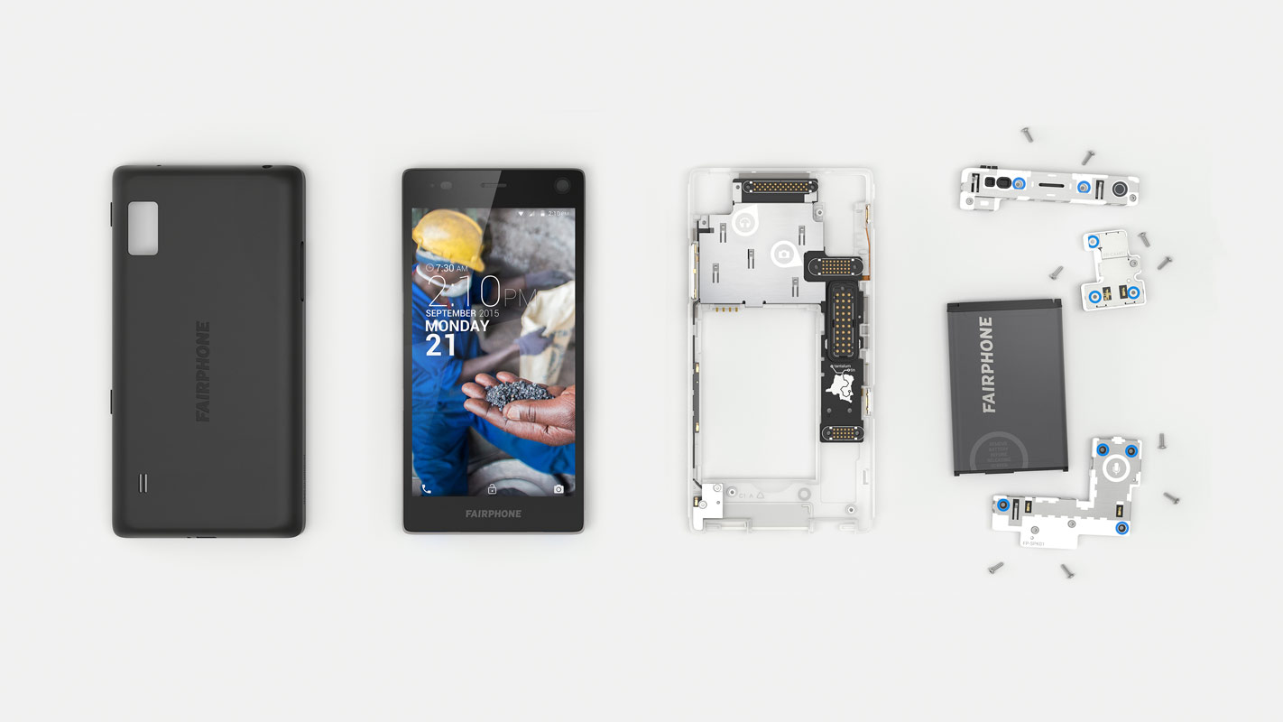 Fairphone 2, smartphone modulaire