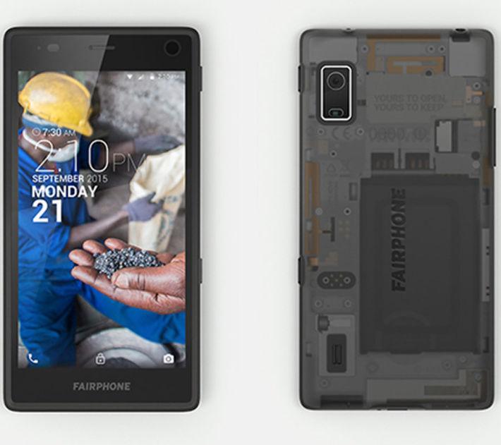 Fairfphone 2, le smartphone éthique