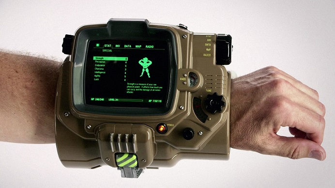 fallout 4 pipboy android bethesda