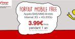 Promotion Vente privée Free Mobile