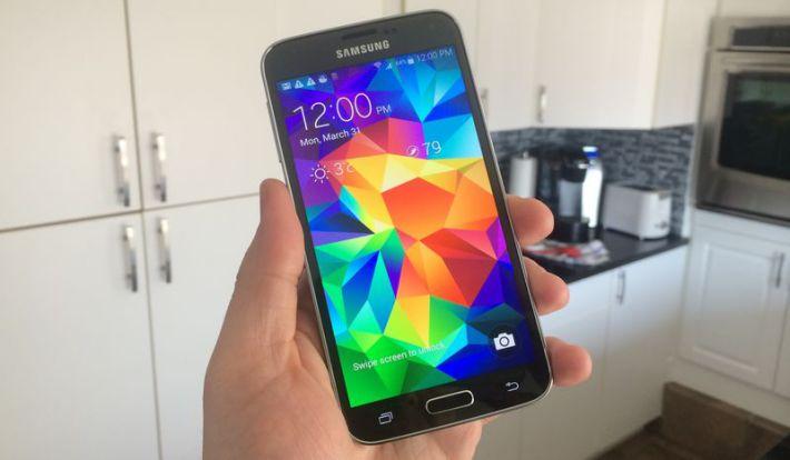 Galaxy S5 Design