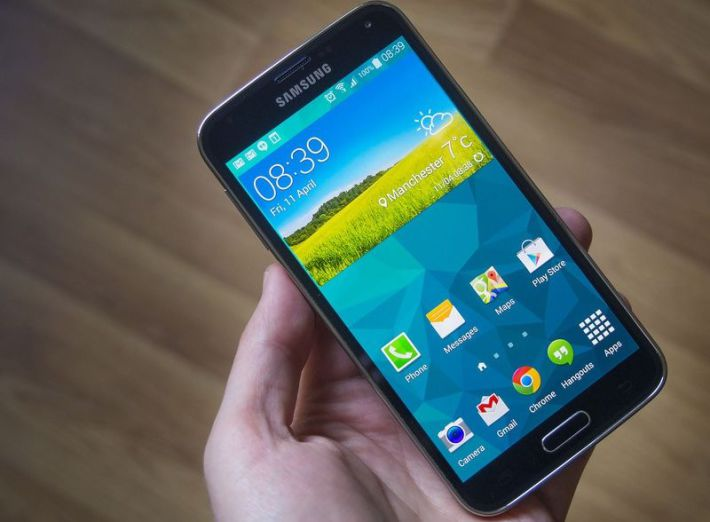 Galaxy S5 Android 5.1.1