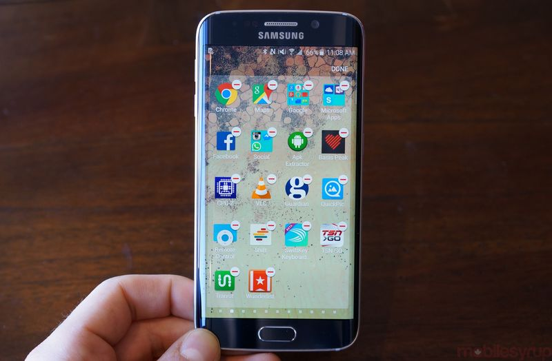 Galaxy S6 desactiver application