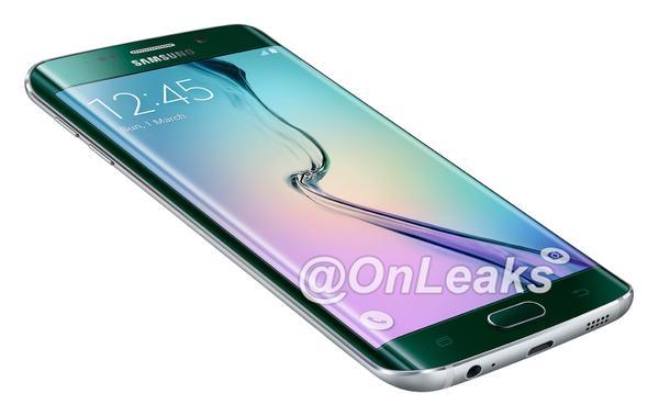 Galaxy S6 Edge Plus rendu