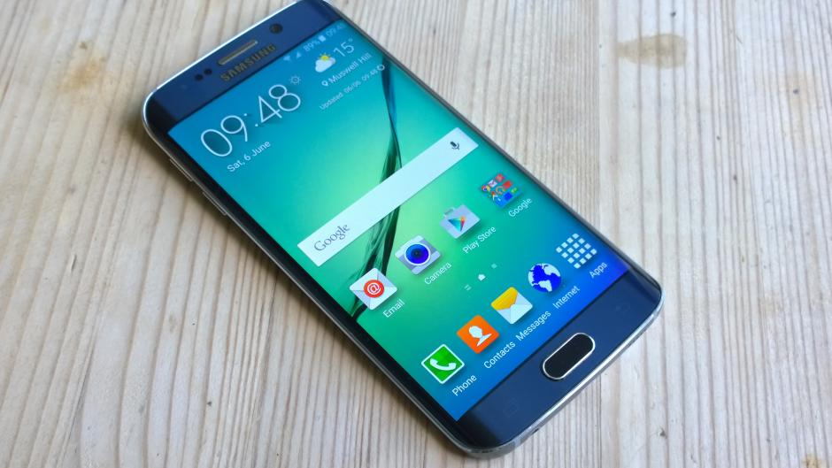 Galaxy S6 iPhone