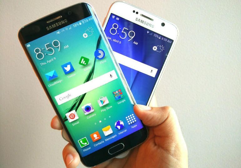 Galaxy S6 mise a jour Android 5.1.1