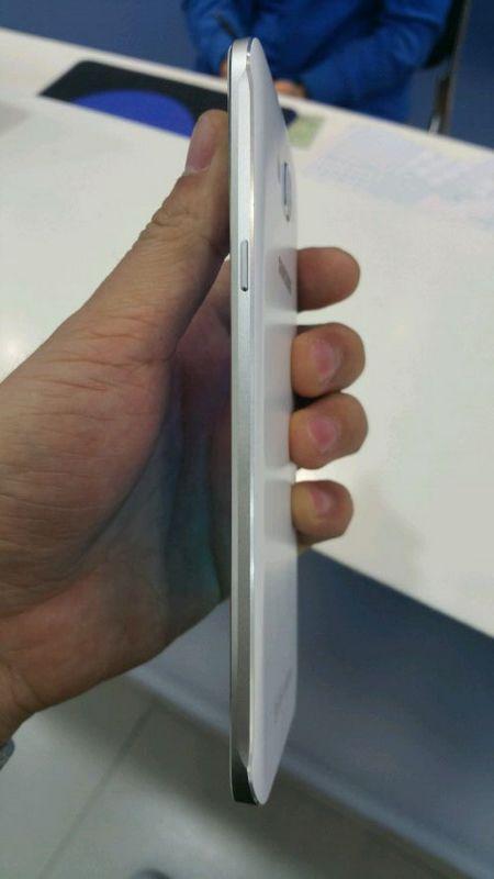 Galaxy A8 bouton