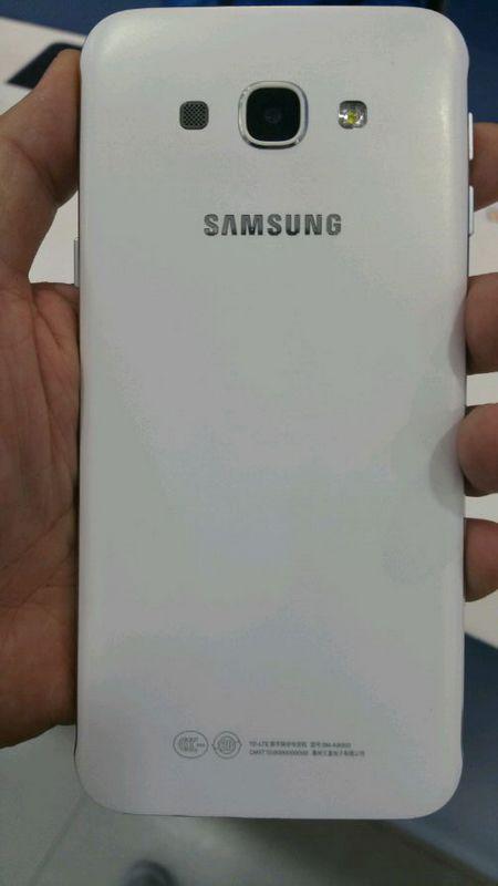 Galaxy A8  dos