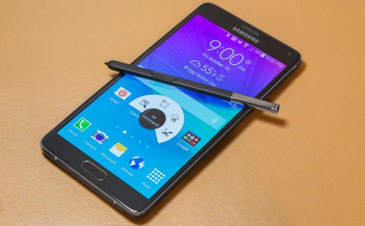 Galaxy Note 4 Android 5.1.1 Lollipop