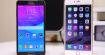 Galaxy Note 4 : meilleure satisfaction client que l'iPhone 6 et l'iPhone 6 Plus !