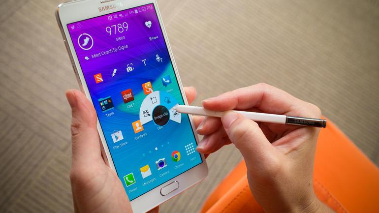 Galaxy Note 5 sortie