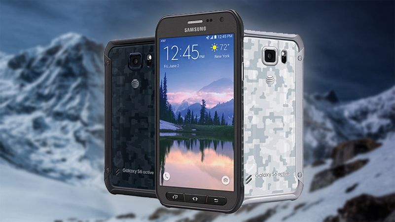 Galaxy S6 Active autonomie