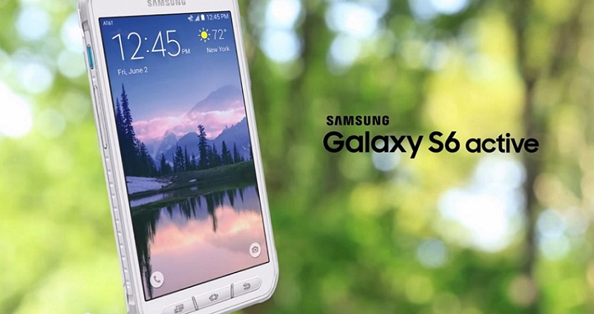 galaxy s6 active batterie