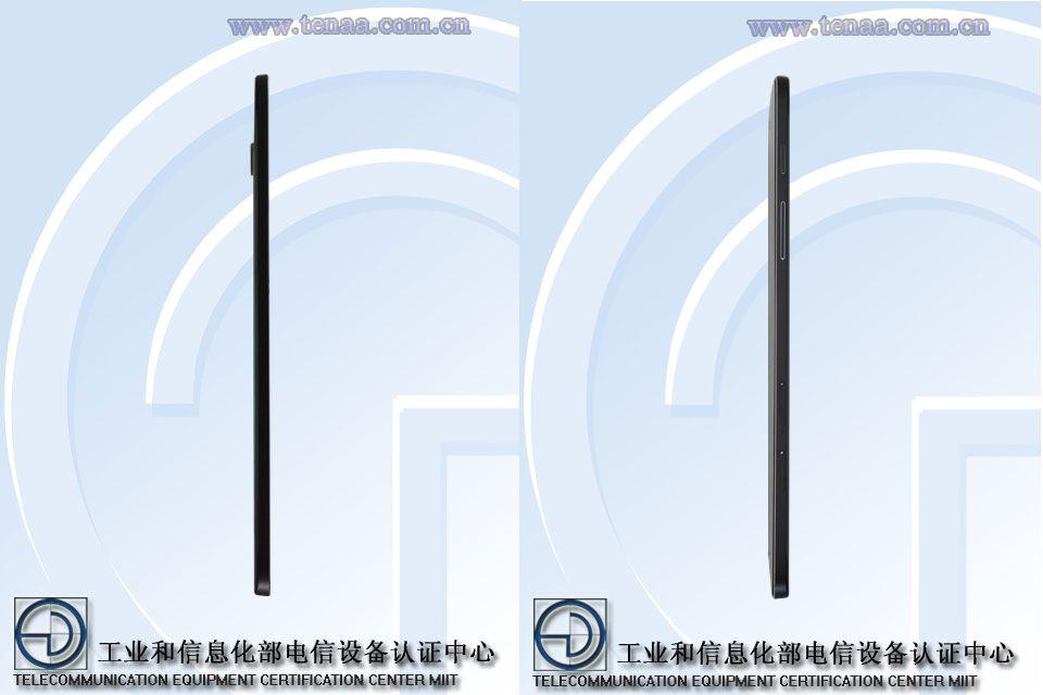 Galaxy Tab S2 8.0 epaisseur