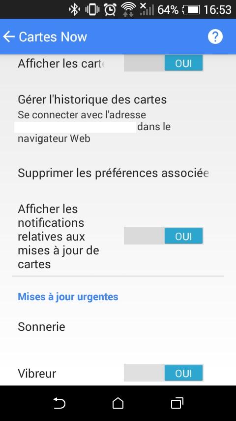 google maps itineraire tuto