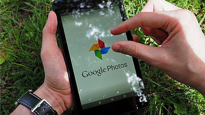 Google Photos Facebook
