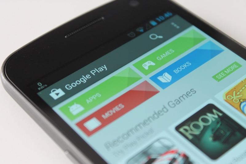 google play store code erreur dossier