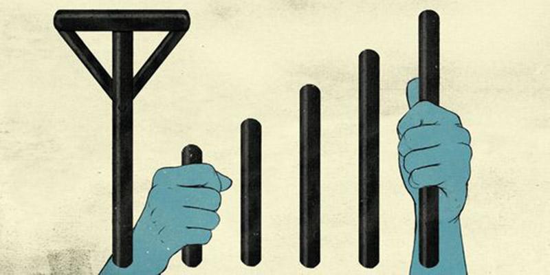 gouvernement internet prison