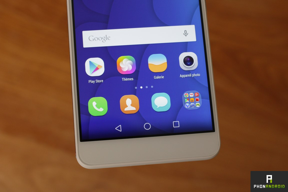 honor 6 plus touche tactile