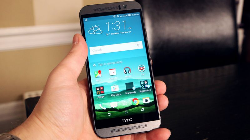 HTC One M9 Android 5.1