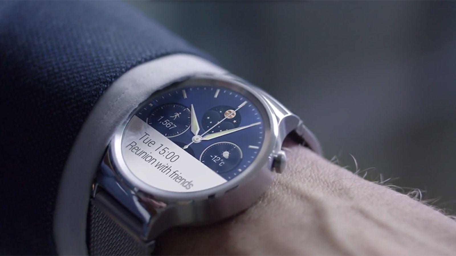 La Huawei Watch
