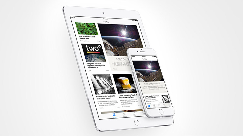 ios 9 application news