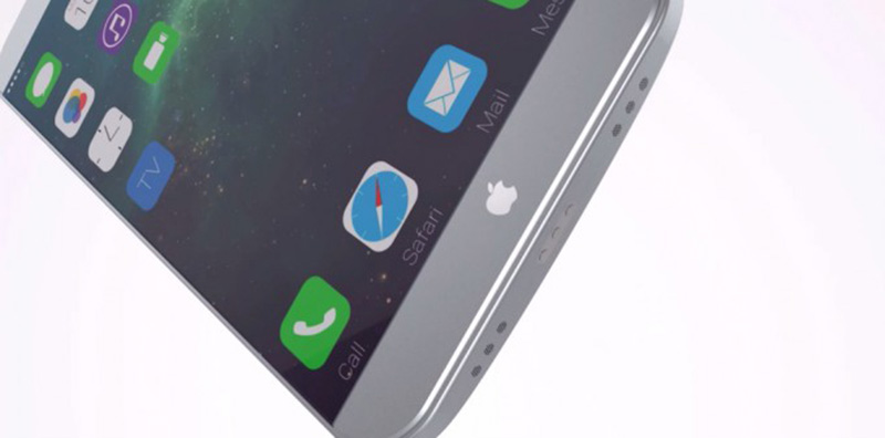 iphone 7 fin bouton home