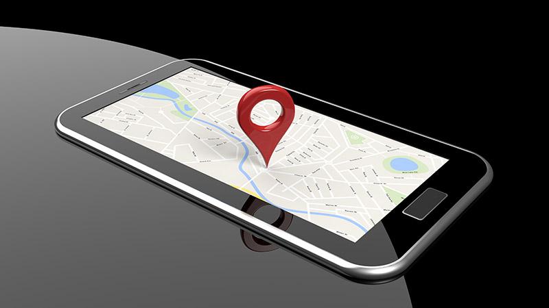 localiser smartphone perdu vole