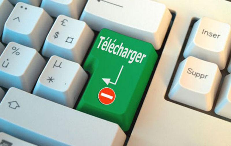 magazine condamne incitation piratage