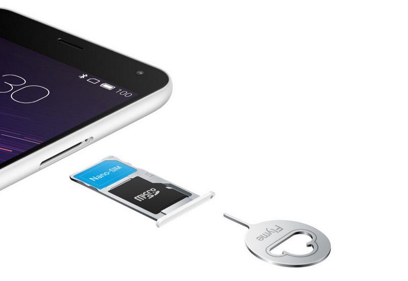 Meizu M2 Note SIM