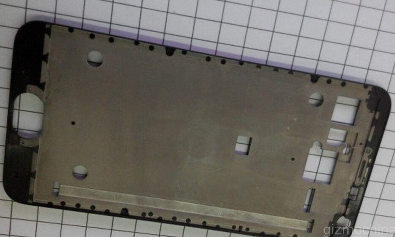 Meizu MX5 coque métal scanner empreintes digitales