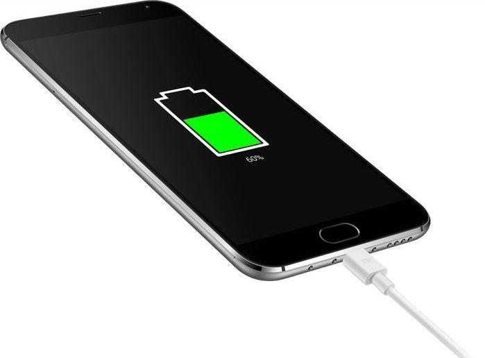 Meizu MX5 recharge rapide