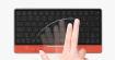Moky : le premier clavier au monde avec un touchpad invisible !