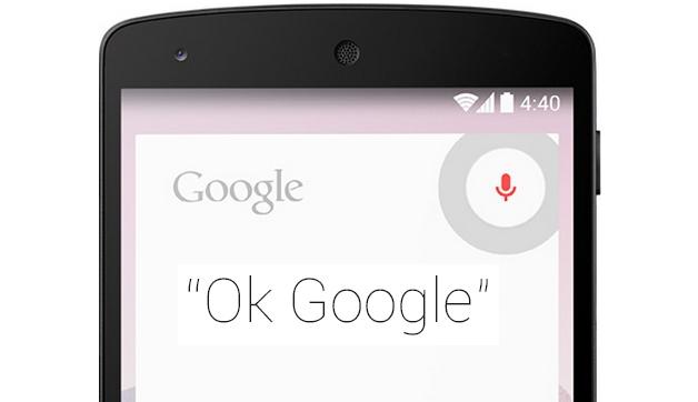 ok google offline
