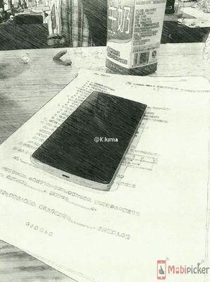 OnePlus 2 croquis