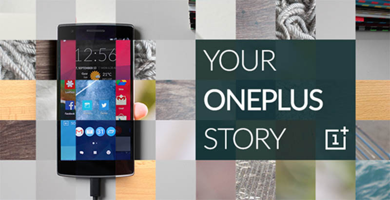 oneplus your oneplus story
