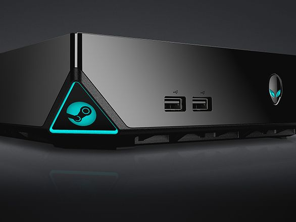Console Steam Machines AlienWare